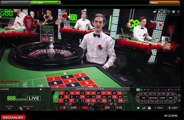 Online Casino Startgeld