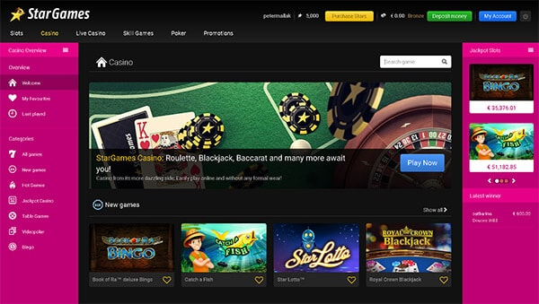 bgo casino bewertung software