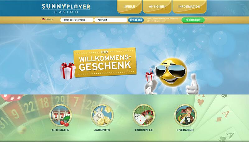 Sunnyplayer Das Merkur Casino