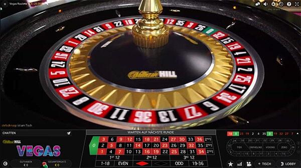 William Hill Casino Test